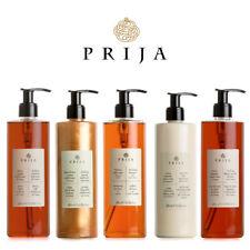 Prija Set Flüssigseife, Hair & Body, Bodylotion, Creme Bad Ginseng Shampoo Spa