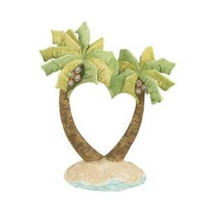 Palm Tree Cake Topper with Rhinestones