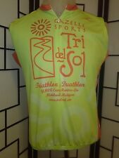 Chiron Sports Cycling Jersey  xxl Multicolored Preowned Nice Athletic