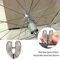 Bicycle Carbon Steel Spoke Bike Cycling Wheel Rim Repair Spanner Wrench ToolJQA
