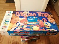 MOUSETRAP MOUSE TRAP. ORIGINAL 1994 BIG BOX ISSUE BY MB GAMES FREEPOST