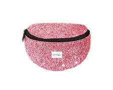 Spiral Hot Bubblegum Stardust Pink Bum Bag Sport Waist Pack New with Tags UK
