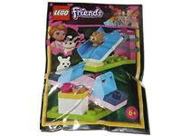 LEGO Friends Bunny Play Ground Promo Foil Pack Set 561804