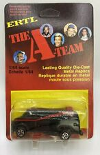 The A-Team Van by ERTL Unpunched On Card Free Shipping!