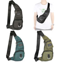 Small Concealed Sling Bag Backpack Chest Bag Pack Shoulder Bag Men Crossbody Bag