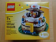 Lego Creator 40153 - Geburtstagstorte - birthday cake - NEU & OVP
