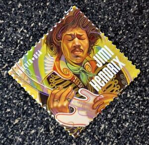 2014USA #4880 Forever Jimi Hendrix - Single Stamp-  Mint NH   music icon