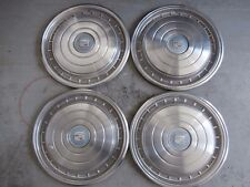 1978 Cadillac Deville Fleetwood Wheel Covers Set of 4