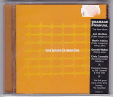 THE DAMAGE MANUAL CD JAH WOBBLE/MARTIN ATKINS/GEORDIE WALKER/CHRIS CONNELLY NEU!