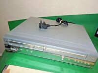 LG DV1000 Dual Deck DVD Player VCR VHS VIDEO CASSETTE Recorder Combo FAULTY