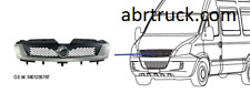 Maschera Radiatore Anteriore Paraurti Gamma DAILY S 2006 2009 IVECO 5801255767