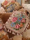 needlework and tapestry cushion pillow super soft