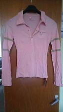 Ladies Long Sleeve Shirt - Diesel - Pink - Medium (Clearance Sale)