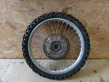 roue avant jante suzuki rm 125 250 1989 a 1995