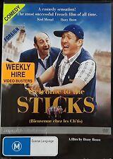 Welcome To The Sticks (DVD, 2008) Region 4 - Rare