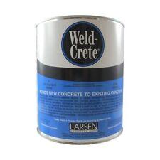 Gallon Weld-Crete Concrete Bonding Agent