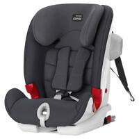 GROUP 1/2/3 car seat Advansafix III SICT Storm Grey Britax Römer