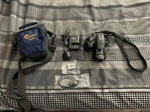 Canon PowerShot SX60 HS 16.1MP Digital Camera - Lowepro Camera Bag.