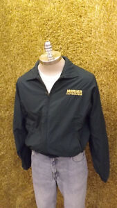 VTG Mariner Outboards Jacket by Swingster sz SM Mercury Marine USA made