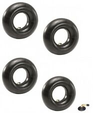(4) TIRE INNER TUBES 11x4.00x5 12x4.00x5 TR87 90° Bent Valve for Sears Craftsman