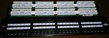 One (1) LEVITON eXTREME 6+ Cat6 48-Port Patch Panel 69586-U48, A Steal.