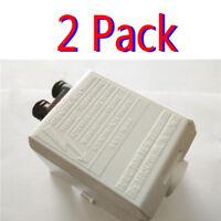 2x 530SE Primary Control Box for Riello 40G Oil Burner Controller + Electric Eye
