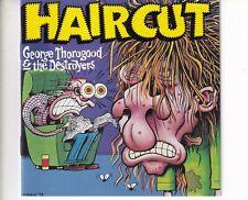 CD GEORGE THOROGOODhaircutVG++ (A6108)