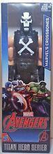 "Crossbones 12"" Marvel Avengers Titan Hero Series Brand New Action Figure"