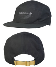 adidas Originals Black Unisex NMD 5 Panel Strapback Cap
