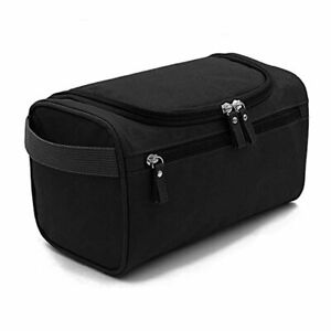 Kulturtasche, Groß, Wasserdicht, mit Mesh und Zip, für Damen und Herren, OVP
