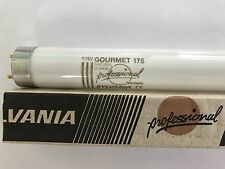 Sylvania 2ft 18w t8 gourmet col 175 florescent meat counter tube - PACK OF 2