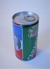 CANADA DRY GINGER ALE PATRIOT SERIES SODA CAN 12 OZ METAL PULL TAB TOP BO 1976