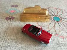 Voiture miniature Peugeot 403 Cabriolet Solido Hachette au 1/43