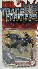 Transformers ROTF Revenge of the Fallen Deluxe Ravage, NOC!