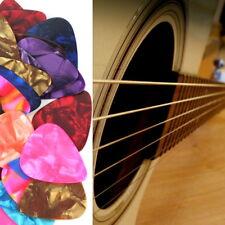 144 x Assorted Thin Medium Acoustic Electric Bulk Guitar Picks Plectrum Set Gift