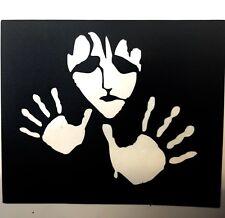 5 Mask Hands  Halloween stencils top up ur glitter tattoo kit facepainting