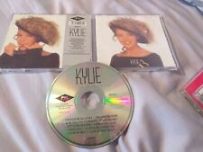 Kylie Minogue - Kylie (CD 1988) 10 Songs - Early Press PWL HFCD 3