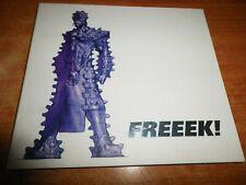 GEORGE MICHAEL Freeek! REMIXES CD SINGLE DIGIPACK DEL AÑO 2002 EU WHAM 3 TEMAS
