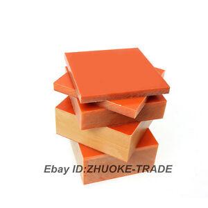 2mm Thick Bakelite Phenolic Sheet Flat Plate Insulation Board Mold Panel Fixture