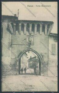 Ravenna Faenza cartolina ZT2365