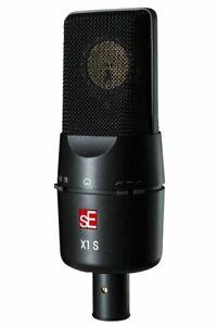 SE Electronics X1 Series Large Condenser Microphone - X1-S-U