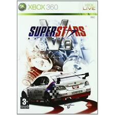 Pal version Microsoft Xbox 360 Superstars V8 Racing