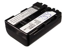 UK Battery for Sony DSLR-A100K DSLR-A100W/B NP-FM500H 7.4V RoHS