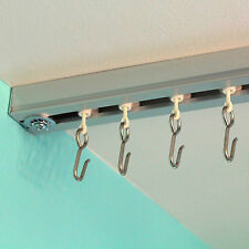 RoomDividersNow Ceiling Track Sets - For Spaces up to 36ft Wide