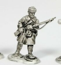 Roger's Rangers in Snowshoes French and Indian War unpainted 28mm FIW003
