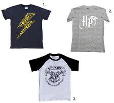 Harry Potter Hogwarts Boys  Short Sleeve T-shirt, Top Official Licenced 9-14 yrs