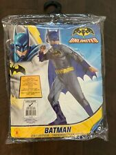 Rubie's Costume Batman Unlimited Deluxe Child Costume, Large 12-14, New opened