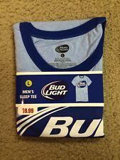 Bud Light Pajama Shirt! Large!