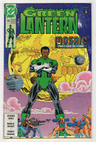 Green Lantern #14 (Jul 1991 DC) John Stewart [Mosaic] Gerard Jones Mark Bright v
