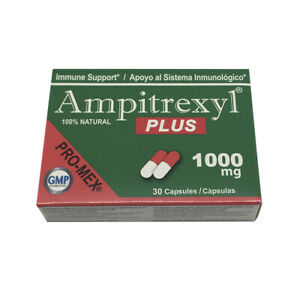 Ampitrexyl Plus   1000mg Herbal Antibiotic Pills for Defense Against..